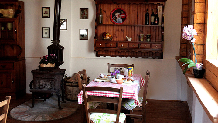 Bed and Breakfast La Lacia
